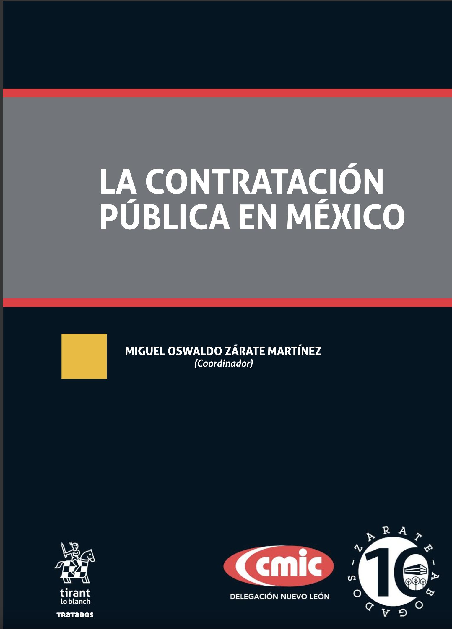 La Contratación Pública en México